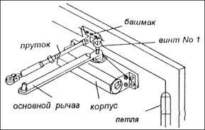 доводчик булат инструкция